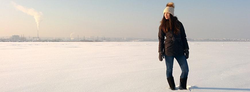 """""""Během roku v Rusku jsem se zlepšila v ruštině, poznala jsem místní kulturu a zažila pravou ruskou zimu."""""""